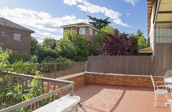 Casa en venta en Madrid zona chamartin