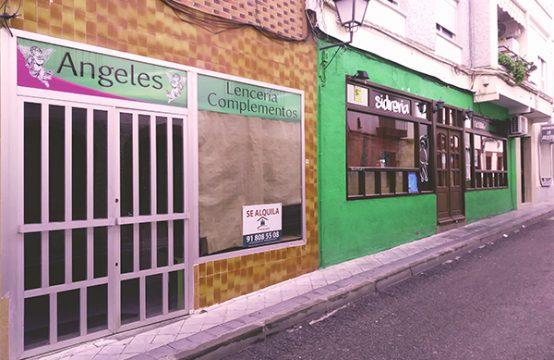 Local en alquiler en el centro de Valdemoro